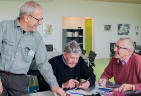 Frivillig på Datacafe i Kernehuset - Syddjurs Kommune